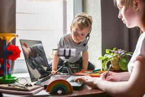Psychologische Beratung - Homeoffice und Familie