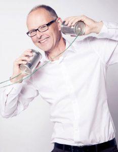 Dr. rer. nat. Knut Menzel, Geschäftsführer, Co-Founder
